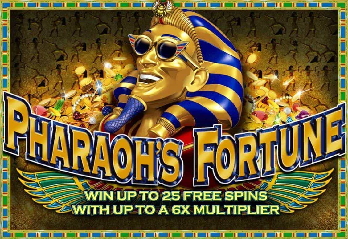 Pharaoh?s Fortune Slot Machine