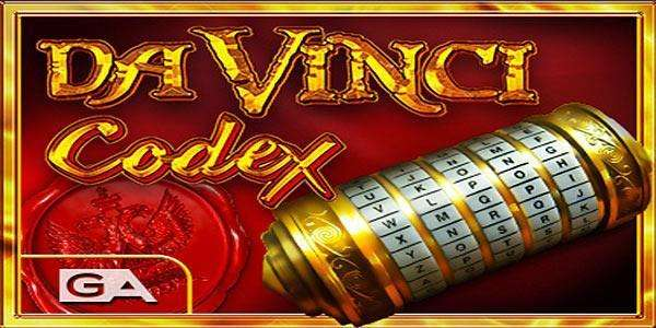 Da Vinci Codex Slot Machine