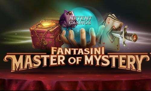 Fantasini Master of Mystery Slot Machine