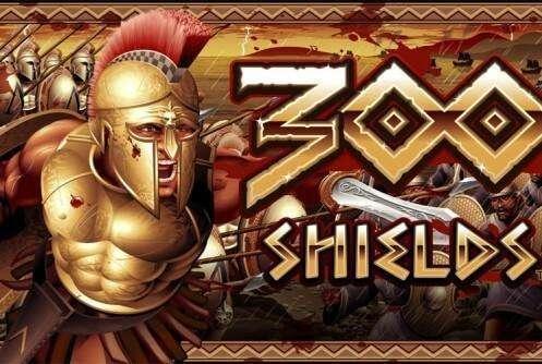 300 Shields Slot Machine