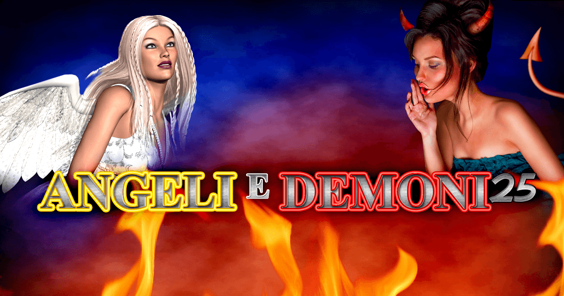 Angeli e Demoni 25 HD Slot Machine