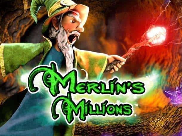 Merlin's Millions Slot Machine