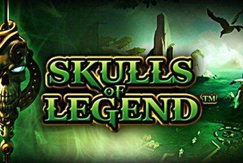 Skulls of Legend Slot Machine