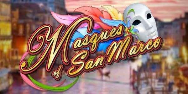 Masques of San Marco Slot Machine
