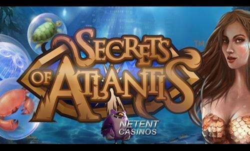 Secret of Atlantis Slot Machine
