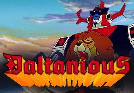 Daltanious Slot Machine