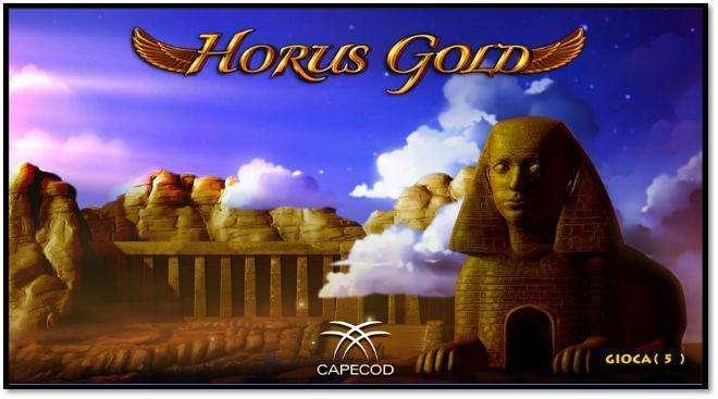 Horus Gold Slot Machine