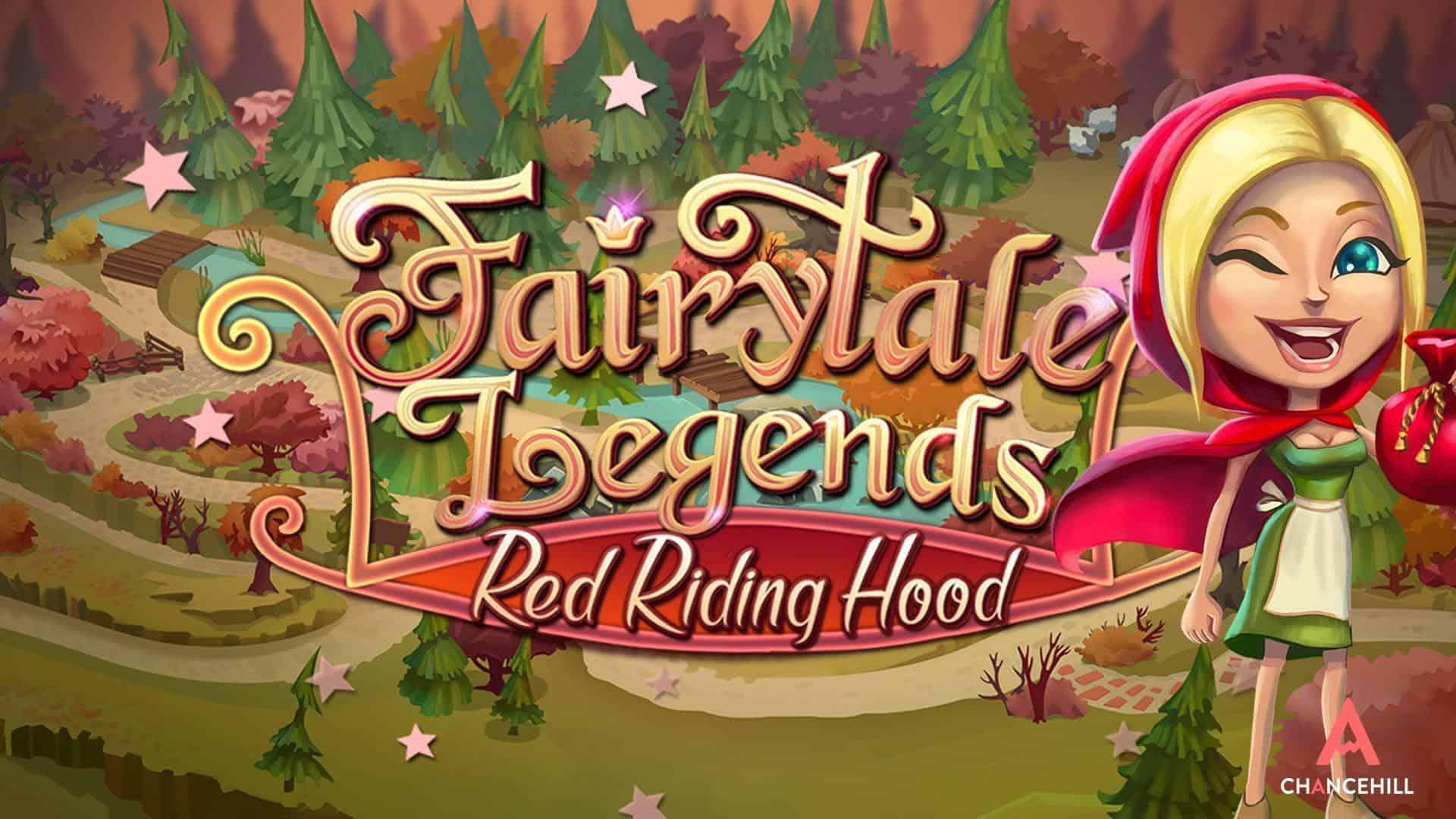 Fairytale Legends Red Riding Hood Slot Machine