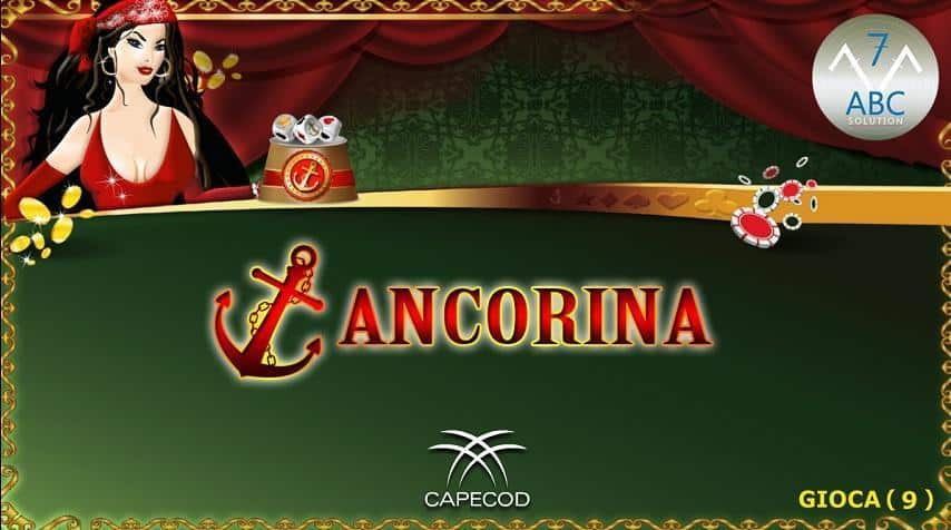 Ancorina Slot Machine