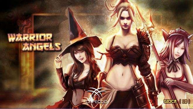 Warrior Angels Slot Machine
