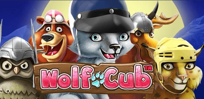 Wolf Cub Slot Machine