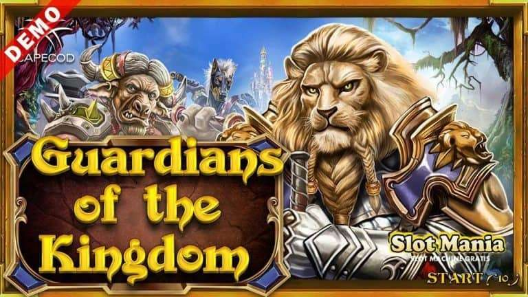 Guardians of the Kingdom Slot Machine