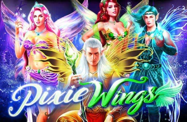 Pixie Wings Slot Machine