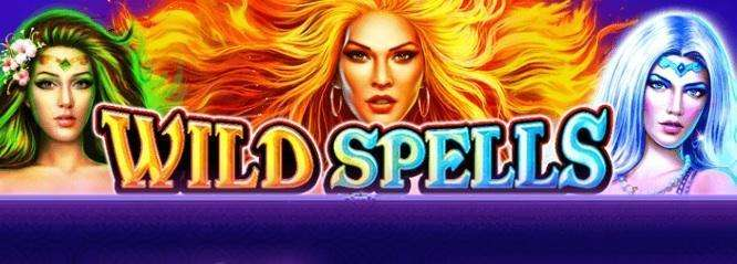 Wild Spells Slot Machine