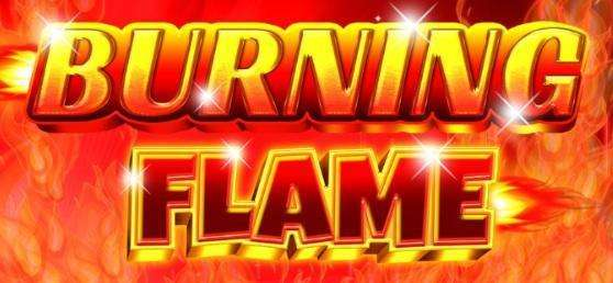 Burning Flame Slot Machine
