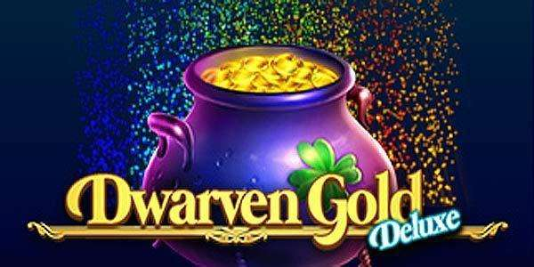 Dwarven Gold Deluxe Slot Machine