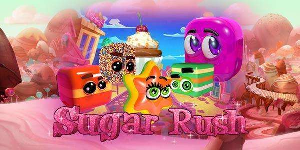 Sugar Rush Slot Machine