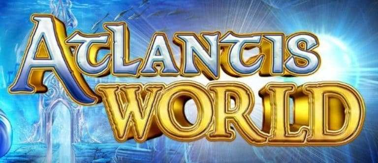 Atlantis World Slot Machine