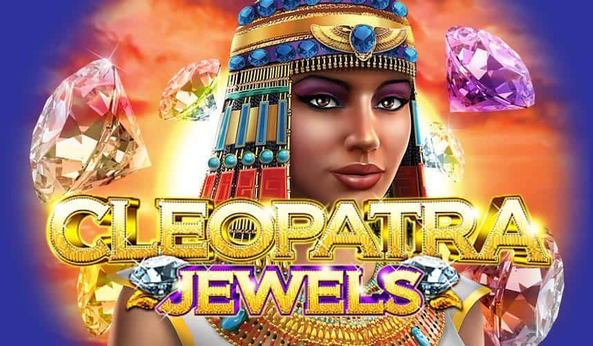 Cleopatra Jewels Slot Machine