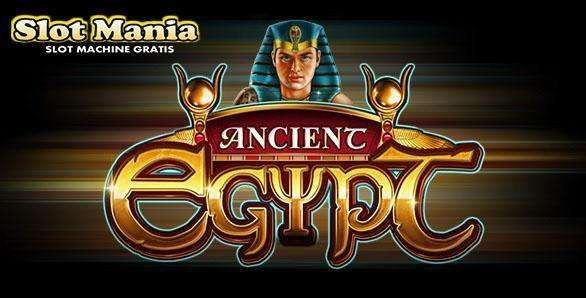 Ancient Egypt Slot Machine