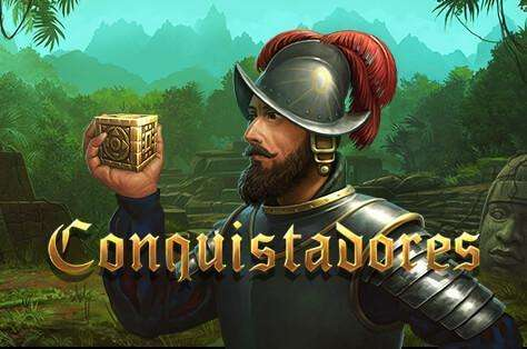 Conquistadores Slot Machine