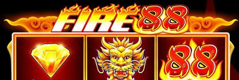 Fire 88 Slot Machine