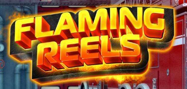 Flaming Reels Slot Machine