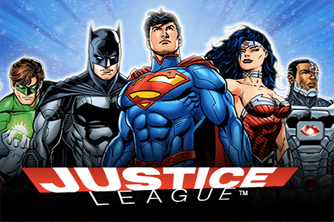 Justice League Slot Machine