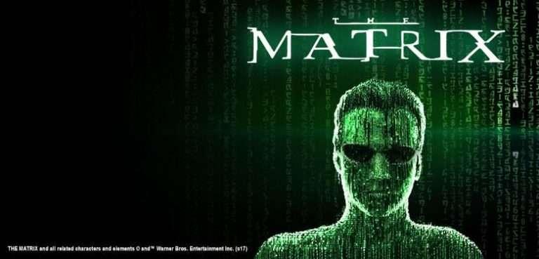 The Matrix Slot Machine