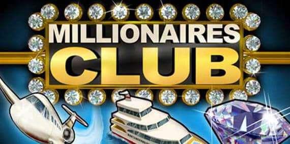 Millionaires Club Diamond Edition Slot Machine