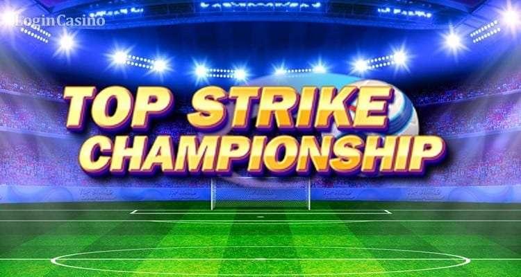 Top Strike Championship Slot Machine