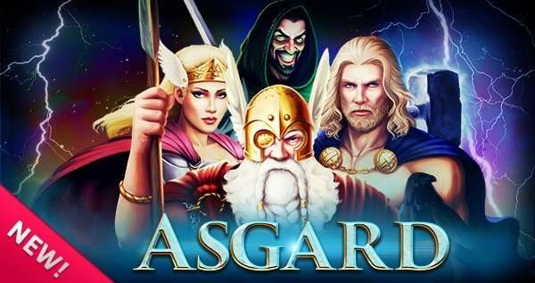 Asgard Slot Machine