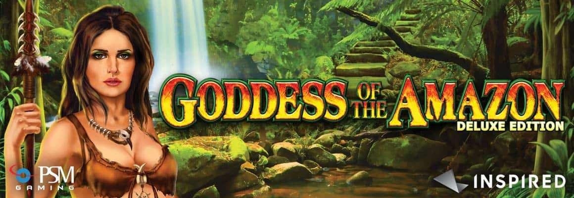 Goddess of the Amazon Slot Machine