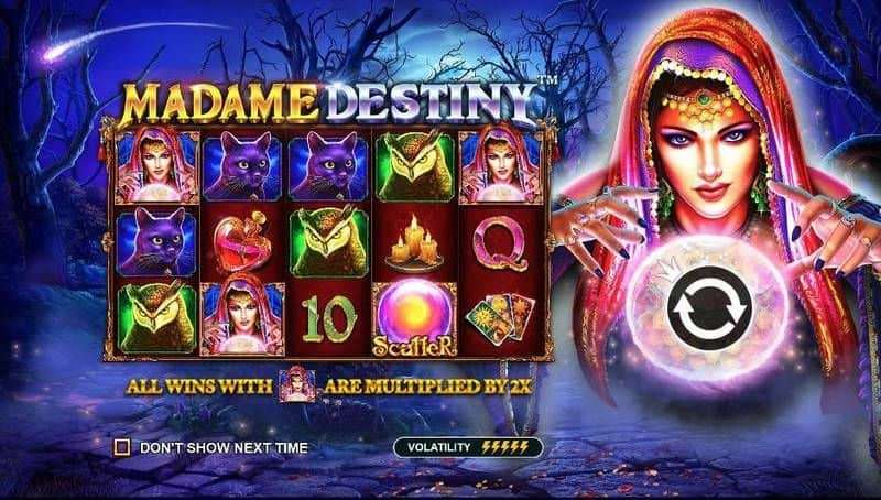 Madame Destiny Slot Machine