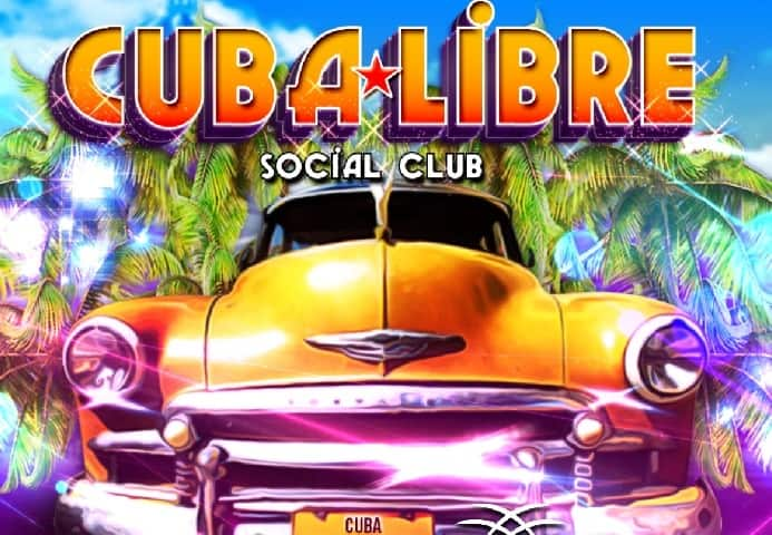 Cuba Libre Slot Machine