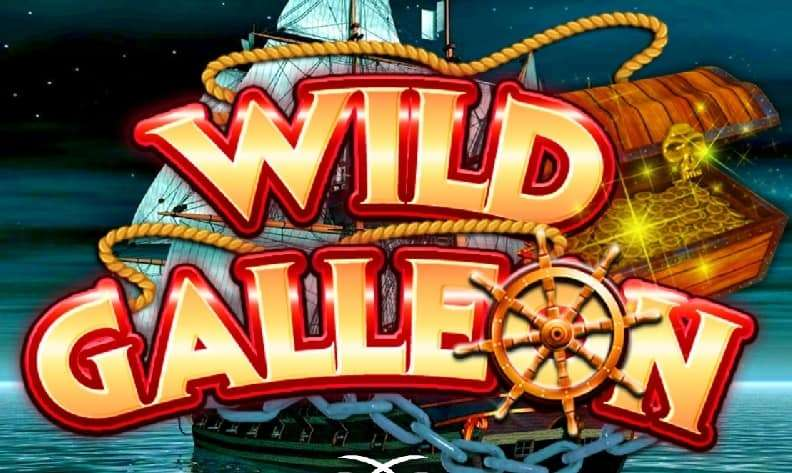 Wild Galleon Slot Machine