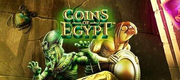 Coins of Egypt Slot Machine