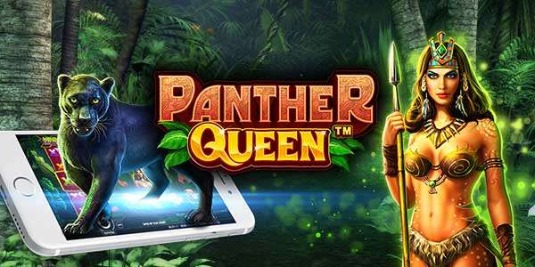 Panther Queen Slot Machine