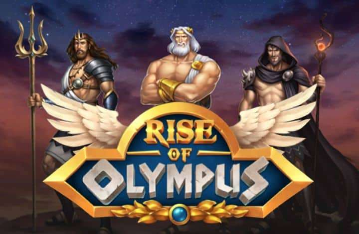 Rise Of Olympus Slot Machine