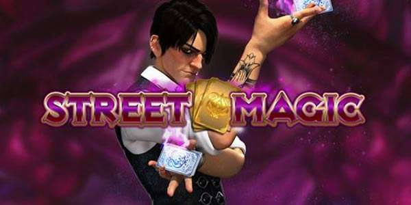 Street Magic Slot Machine