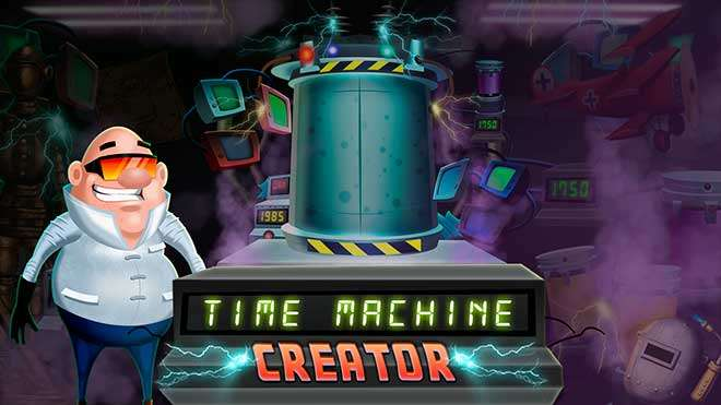 Time Machine Creator Slot Machine