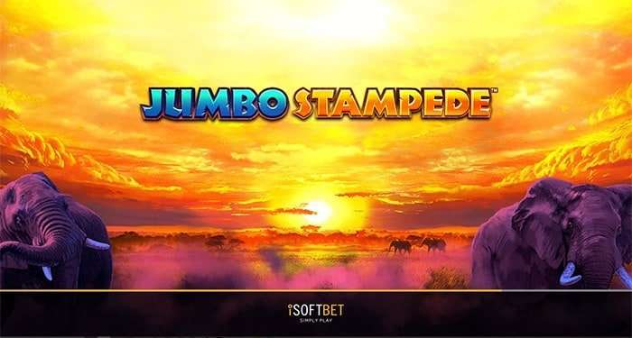 Jumbo Stampede Slot Machine Slot Mania