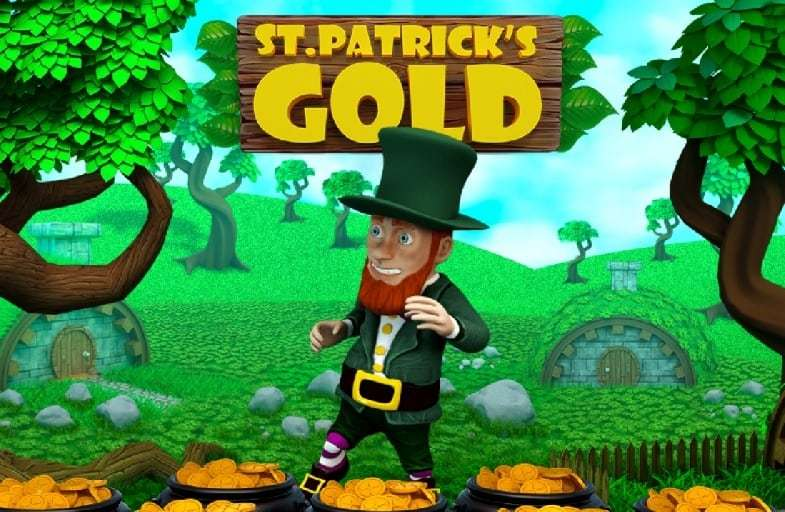 ST.Patrick's Gold Slot Machine