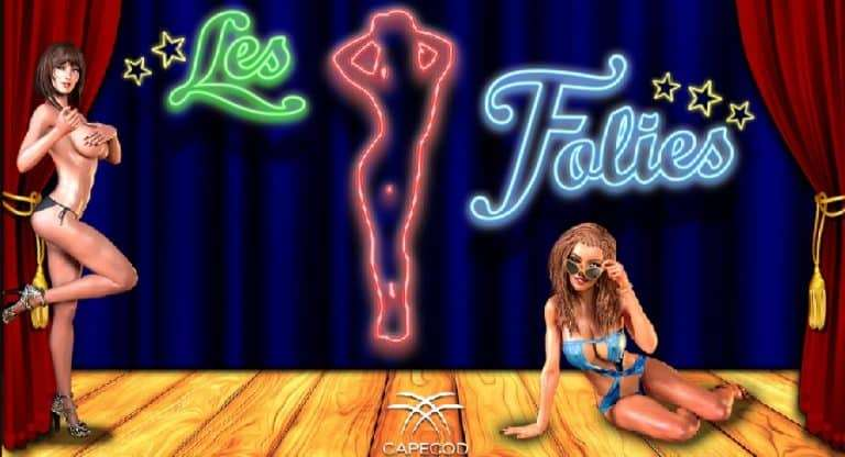 Les Folies Slot Machine