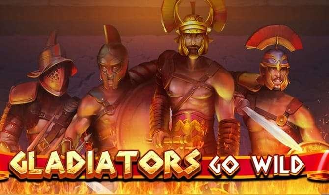 Gladiators Go Wild Slot Machine