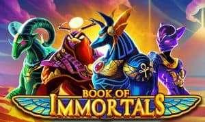 Book of Immortals Slot Machine