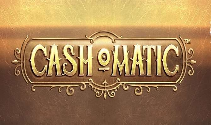 Cash O Matic Slot Machine