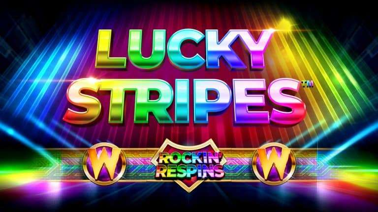 Lucky Stripes Slot Machine