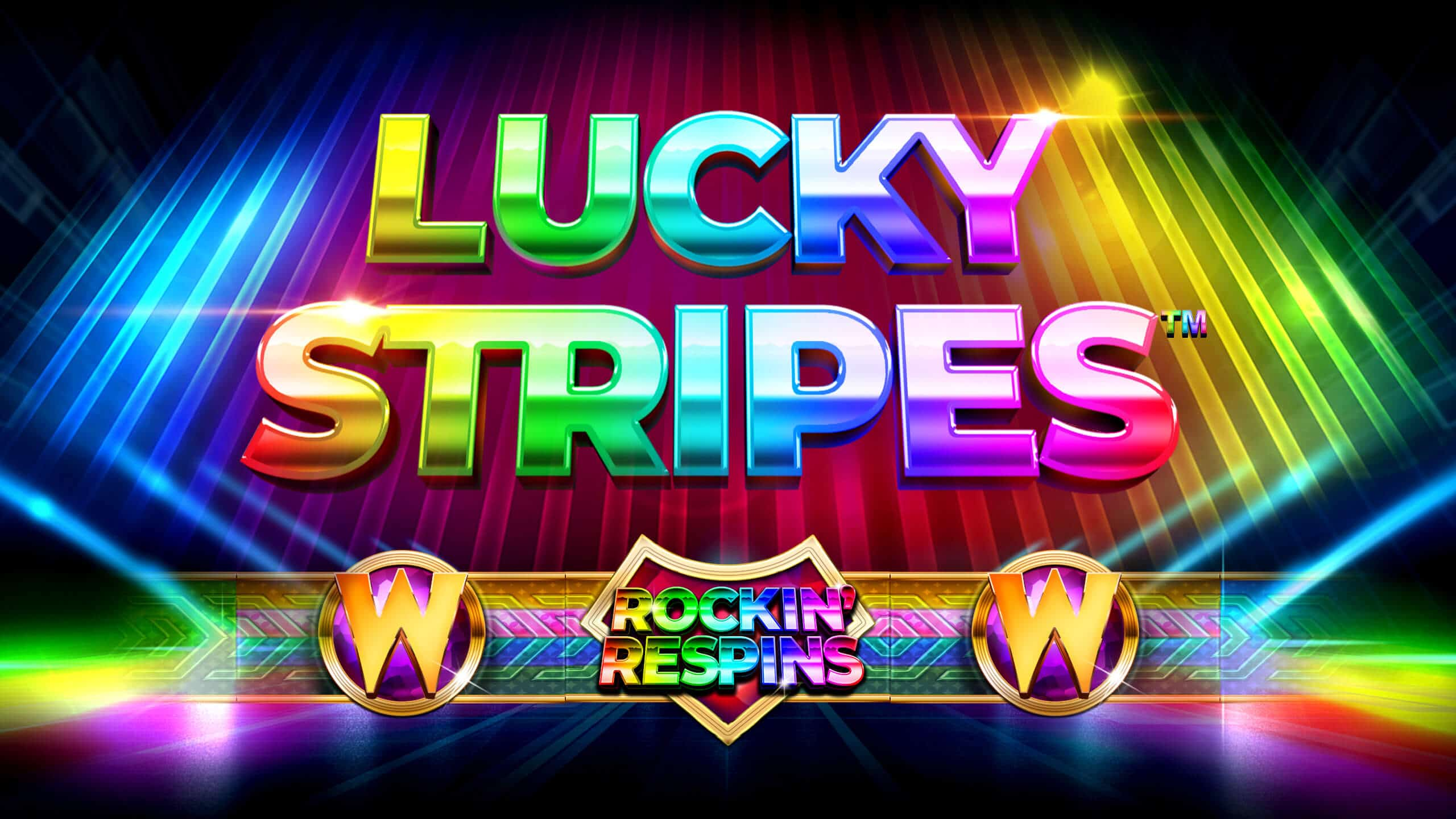 Lucky Stripes Slot Machine