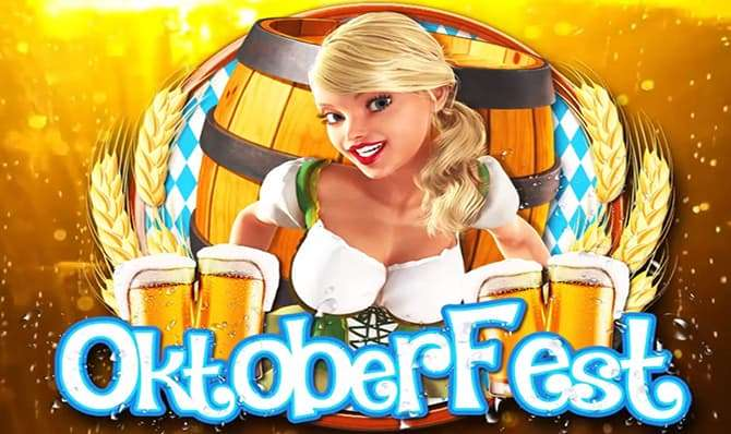 Oktoberfest Slot Machine